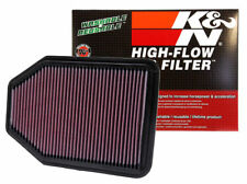 K&N 33-2364 Replacement Drop-in Air Filter for 07-17 Jeep Wrangler 3.6L 3.8L JK