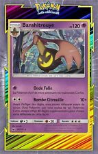 Banshitrouye - SL4:Invasion Carmin - 45/111 - Carte Pokemon Neuve Française