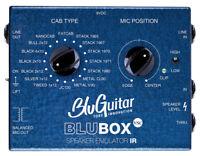 BLUGUITAR BluBOX Virtual Speaker Collection DI-Box