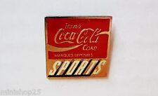Pins Pin's --  Coca Cola Sport --  ( PL10 )
