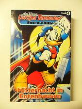 Comic 1x LTB - Enten Edition - Band 4) Mitternacht in Entenhausen.  1. Auflage