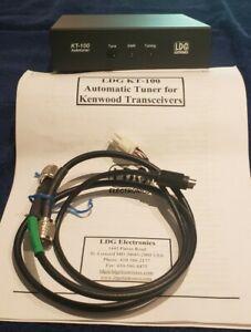 ldg automatic antenna tuner