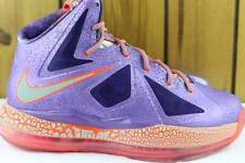 """LEBRON X """"ALL STAR"""" YOUTH SIZE 5.0 SAME AS WOMAN 6.5 NEW RARE LEGIT"""