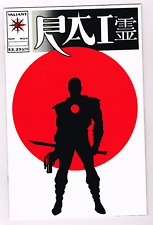 (1991) Valiant Comics RAI #0 1st Full Bloodshot! Movie! Vin Diesel!