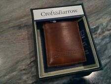 Men's Croft&Barrow Slim Magnetic Clip Wallet