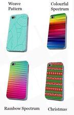 Étuis, housses et coques roses iPhone 4s pour téléphone mobile et assistant personnel (PDA) à motifs