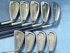 Honma Ladies LB606 H&F 18K gold golf iron 1star Rare Best trial