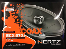 Hertz ECX570.5 Two Way Coaxial 210W