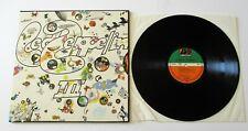 Led Zeppelin - Led Zeppelin III 1991 German Atlantic Reissue LP