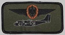 Patch écusson badge LTG c-160 pilote en bronze... a3610