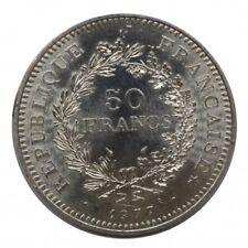 1977 FRANCIA 50 FRANCS  ARGENTO SILVER - MF29114