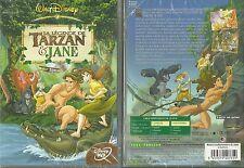 DVD - WALT DISNEY : TARZAN ET JANE ( NEUF EMBALLE - NEW & SEALED )