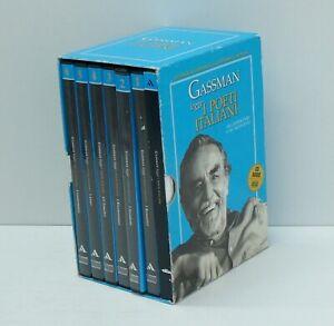 Gassman legge i Poeti Italiani. Antologia Personale. Cofanetto con n. 6 CD Au...