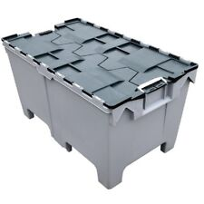 More details for 10 x giant tote box  container 1000x575x540mm alc 190ltr 100kg