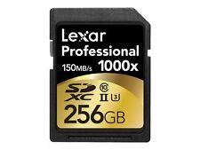Lexar SDXC Camera Memory Cards for Canon