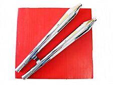 HONDA DREAM 250 305 C77 CA77 C72 CA72 EXHAUST MUFFLER L/R BRAND NEW [ES847]
