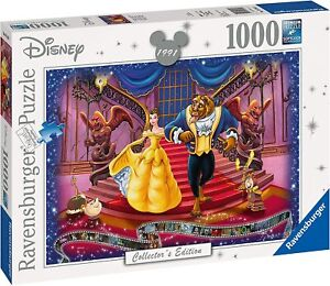 Ravensburger: Disney Beauty and the Beast Collector's Edition 1000 Piece Puzzle