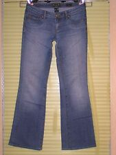 Very Nice! SEVEN 7 Jeans STRETCH FLARE Size 29 (30 x 32) Blue Denim