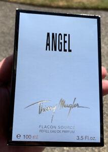 Thierry Mugler Angel 3.4oz 100ml Eau De Parfum Refill Perfume