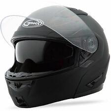 GMAX GM64 Modular Helmet (Flat Black) S (Small)