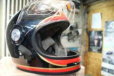 Moto Guzzi Full Face Sktech Helm Größe M 606961M03RD Retro Design MRV Helmet