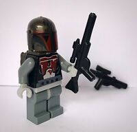THE MANDALORIAN STAR WARS MINI FIGURE MANDO CUSTOM LEGO MINI FIG