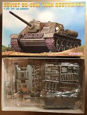 DRAGON 6096 - SOVIET SU-85M TANK DESTROYER - 1/35 PLASTIC KIT
