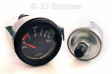 12v Oil Pressure Gauge Kit Including 1/8 5 bar sender unit ER