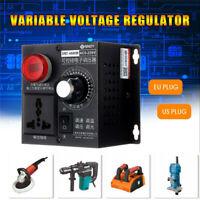 4000W 220V AC SCR Variable Voltage Regulator Speed Motor Fan Dimmer Controller