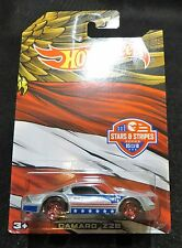 2016 Hot Wheels 1981 Camaro Z28  from Stars and Stripes Series Red White Blue 21