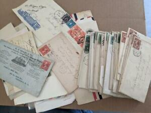 USA - Postal History Lot of Early Covers - No Reserve!