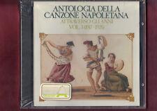 ANTOLOGIA DELLA CANZONE NAPOLETANA VOL.3 1917-1925 CD NUOVO SIGILLATO
