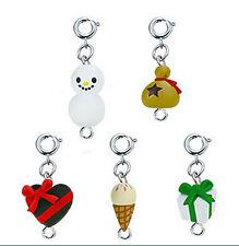 NEW Animal Crossing New Leaf Game Mascot Charm Figure Set Money Bell Bag Gift