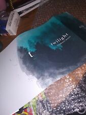 Juniper Books Twilight Saga Dust Jackets