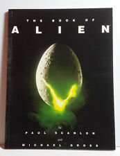 1993 Book of Alien Softcover Reference Book from Uk- 110 Pages- Unread- Free S&H