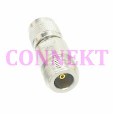 1pce N female jack to TNC male plug RF coaxial adapter connector