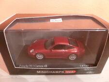 MINICHAMPS 1/64 PORSCHE 911 CARRERA 4S