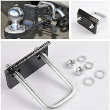 """Hitch Tightener Anti Wobble Stabilizer For 2"""" Receiver Cargo Carrier Hauling Tow"""