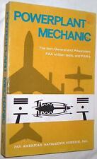 Powerplant Mechanic (1980, Paperback, Revised)