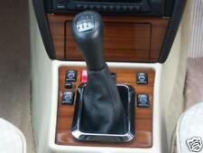 Fits MERCEDES CLASSE A W168 de vitesse en cuir rose Gaiter ST