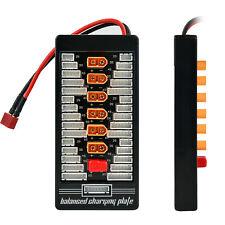 Parallel Charging Balance Board Lipo Battery Charger XT60 Plug for IMAX B6 B8 US