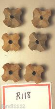"""1-1/4"""" Rock Cross Drill Bits, R118"""
