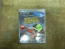 Deadliest Catch: Sea of Chaos  (Sony Playstation 3, 2010)