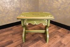 Voglauer Anno 1700 Tabouret style campagnard bois massif meuble rustique