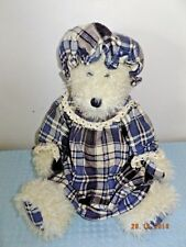 """Grace Bedlington Boyd's Bears and Hares 16"""" Collectible Bear w/Tags #912072"""