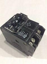 CUTLER HAMMER BQ240250 QUAD CIRCUIT BREAKER 40/50 AMP 120/240V (NEW)