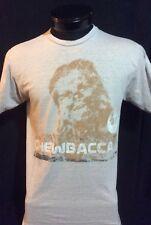 Star Wars Chewbaca Beige Philcos T-Shirt Medium