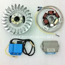 Lambretta Stator Electronic Ignition Kit SMALL or SHORT CONE TYPE 12V GP DL