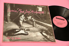 ENRICO MICHELETTI LP OUT OF BONES ORIG ITALY BLUES JAZZ