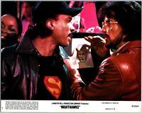 Nighthawks 1981 Universal Studios Superman Shirt Vintage 8x10 Movie Still Photo